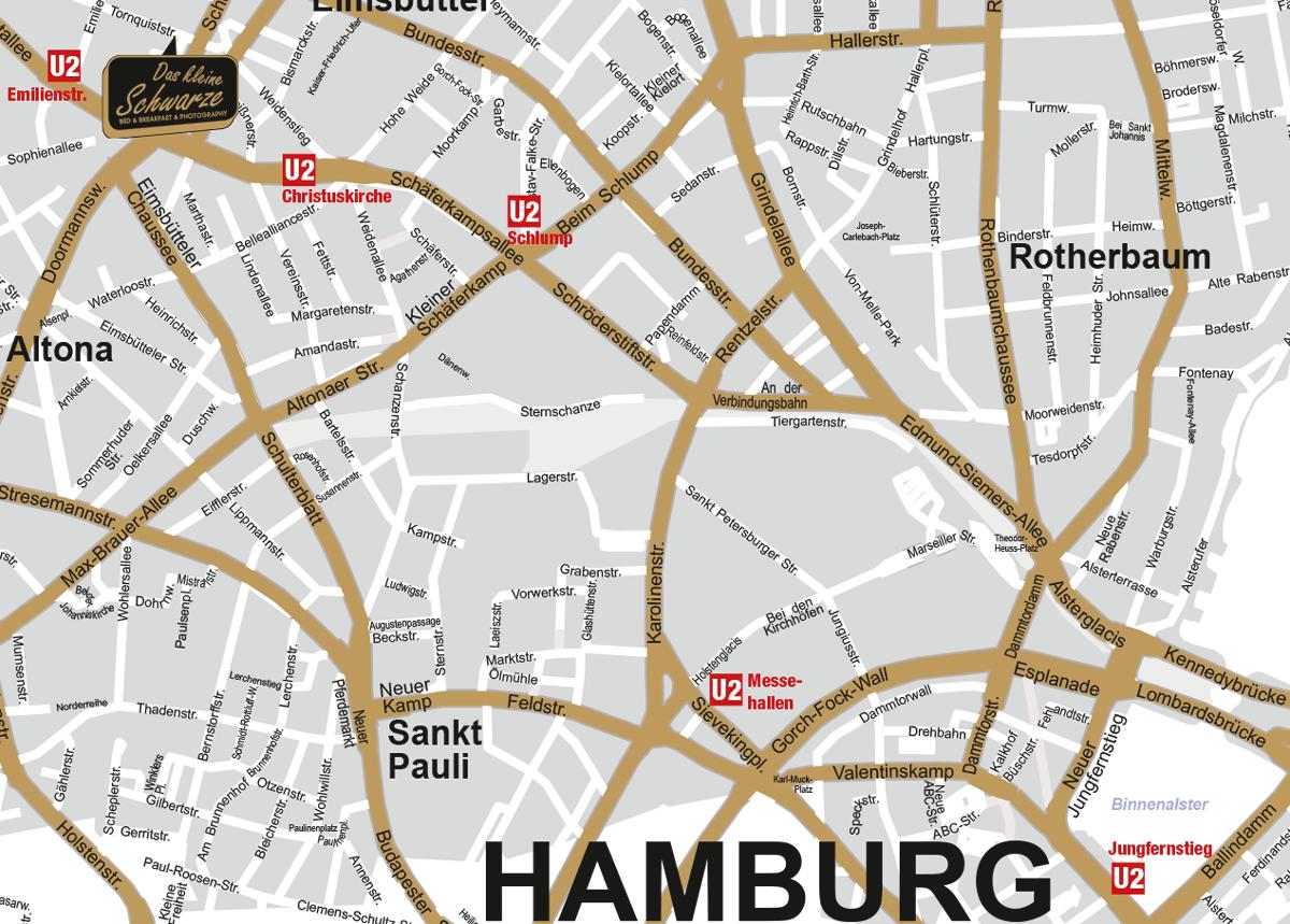 Die Lage in Hamburg